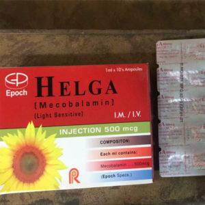 Helga Injection