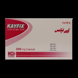 KAYFIX Capsules 200 MG