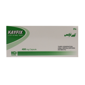 KAYFIX Capsules 400 MG